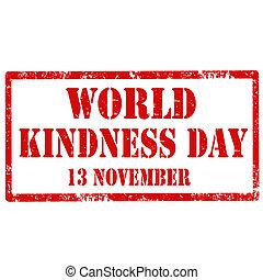 World Kindness Day-stamp