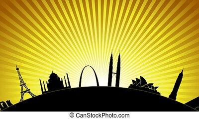 World Landmarks 1
