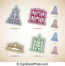 World Landmarks - Most famous Architecture Landmarks Around...