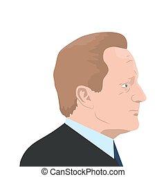 World leaders illustration