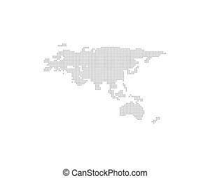 World Logo Template vector icon illustration