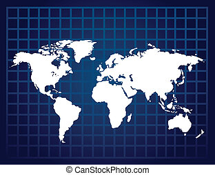 World map and time zones eps vectors search clip art world map gumiabroncs Image collections