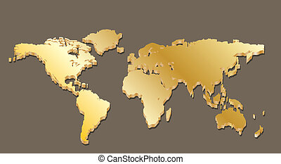 World maps and globes business back