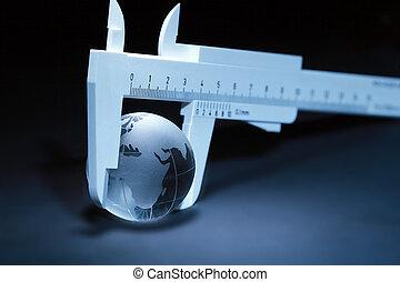 World measuring