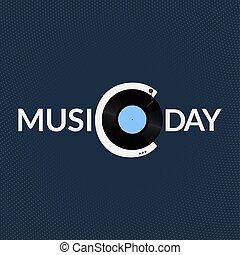 World music day logo