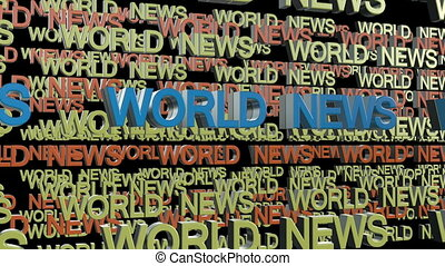 World news title