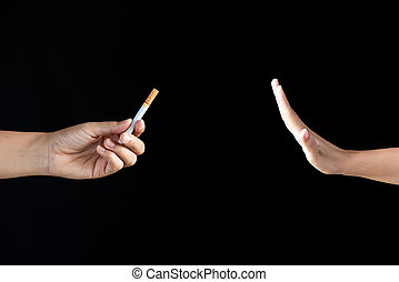 World No Tobacco Day, May 31. Just say NO to STOP Smoking....