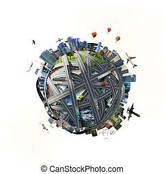 World of transport