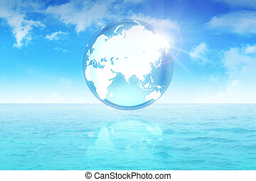 World On Water