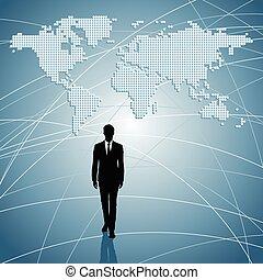 world people communication