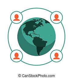 world people communication relation