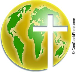 world salvation - salvation for the world Christian concept ...