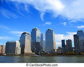 World Trade Center, Manhattan, New York - World Trade Center...