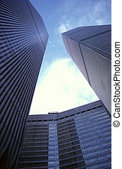 World Trade Center - Twin Towers of the World Trade Center...