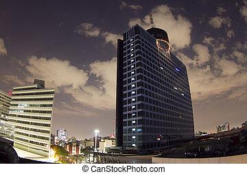 world trade centre, mexico city - the world trade centre...