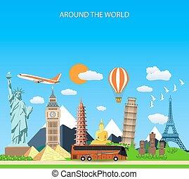 world., voyage