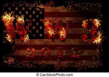 World war 3 nuclear background