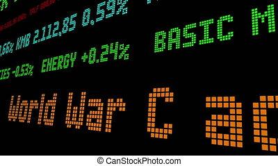 World War C against COVID19 stock ticker