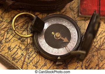 World War I Compass