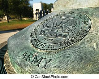 World War II Memorial.