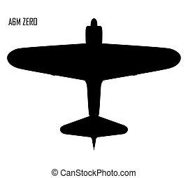 World War II - Mitsubishi A6M Zero