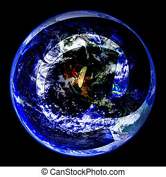 World Wide Email Globe West