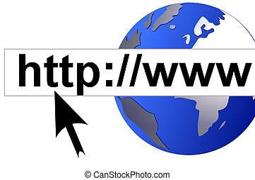 Array - www  world wide web 3d sign    rh   canstockphoto com