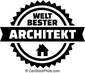 World's best Architect german