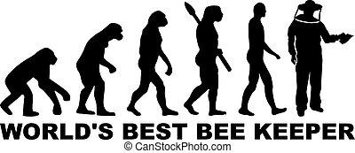 World's best beekeeper evolution
