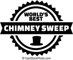 Worlds best Chimney sweep