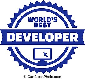 World's best Developer
