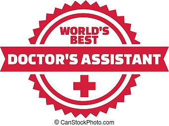 World's best Doctor's Assistant