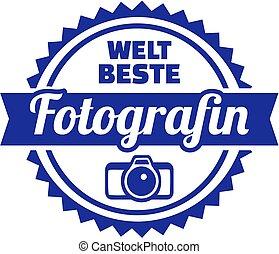 Worlds best female Photographer german
