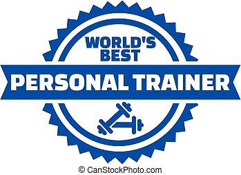 World's best personal trainer