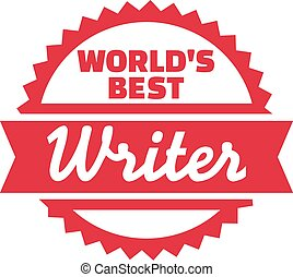 World's best writer