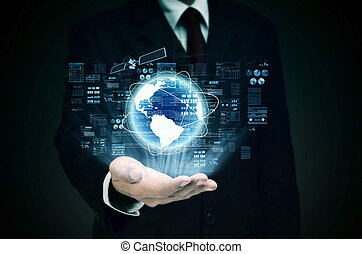 Worldwide Internet Business control