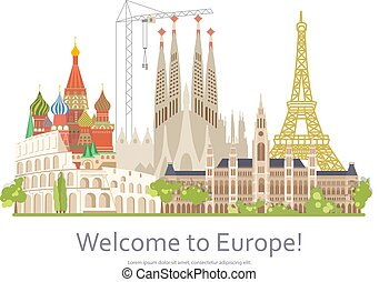 Welcome to Europe travel.