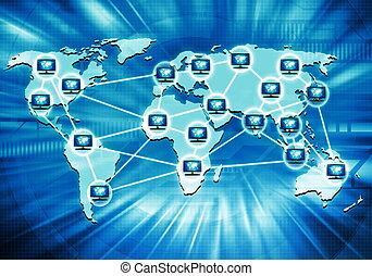 Worlwide Computer Network