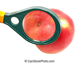 Worm Eaten Apple Stock Photo Images 585 Royalty
