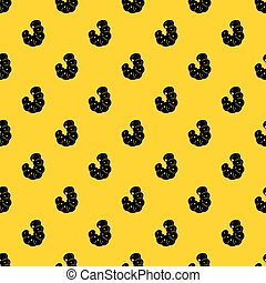 Worm pattern vector - Worm pattern seamless vector repeat ...