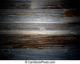 Worn Antique Wood Boards Background