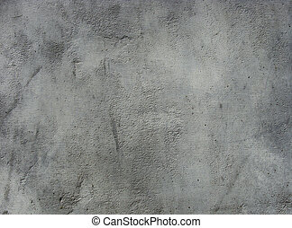 worn gray blue concrete wall