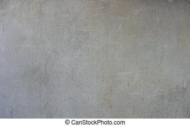 worn gray metal slate