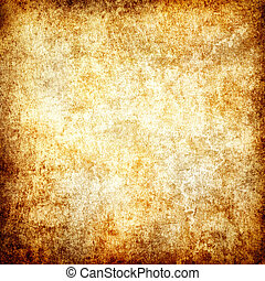 Worn paper background. - Old worn paper closeup background.