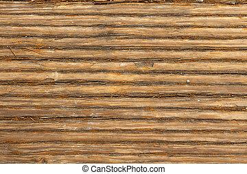 Worn Wood of a Pier
