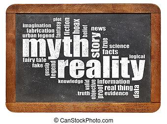 wort, mythos, wolke, wirklichkeit