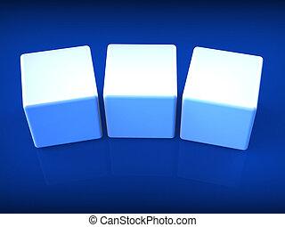 wort, spielwürfel, copyspace, weisen, drei, 3, brief, leer