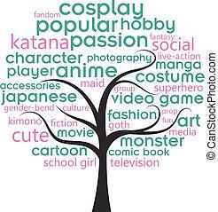 cosplay vektor clip art illustrationen 773 cosplay clip. Black Bedroom Furniture Sets. Home Design Ideas
