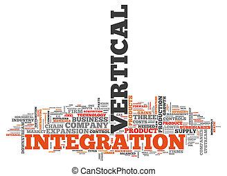 wort, wolke, senkrecht, integration