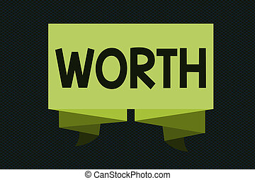 worth., bon, business, sufficiently, équivalent, photo, somme, valeur, écriture, note, article, important, specified, showcasing, projection